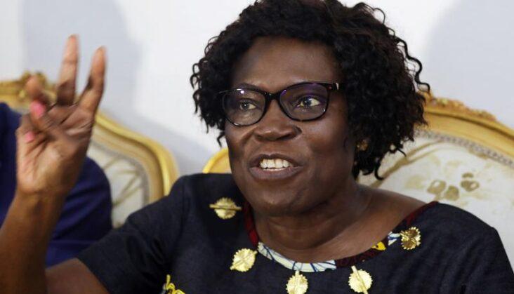 Côte d'Ivoire: Simone Ehivet répond à ses ''anciens camarades du parti''