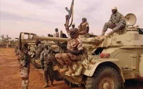 Deux soldats Tchadiens tués dans l'explosion d'une mine au Centre du Mali