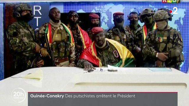 Guinée : Appel à la protection des droits humains et de la démocratie après le coup d'État militaire